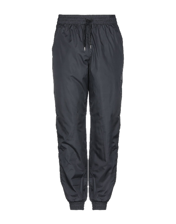 Wood Wood Casual Pants In Black