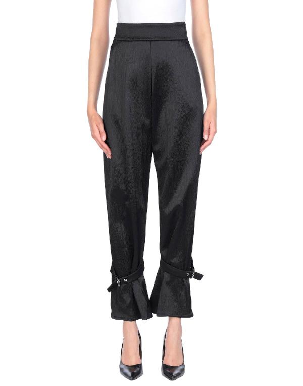 Sid Neigum Casual Pants In Black