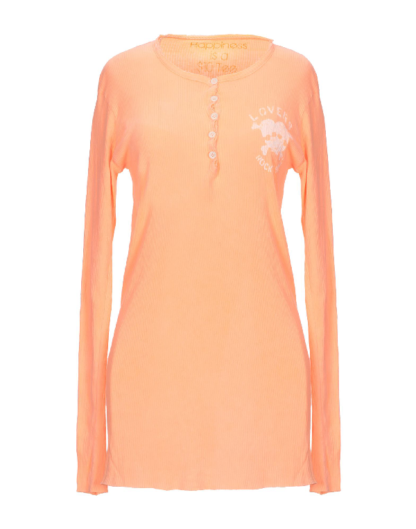 a51a03bb Happiness T-Shirt In Salmon Pink | ModeSens