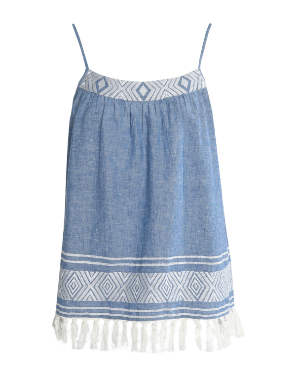 Soft Joie Top In Blue