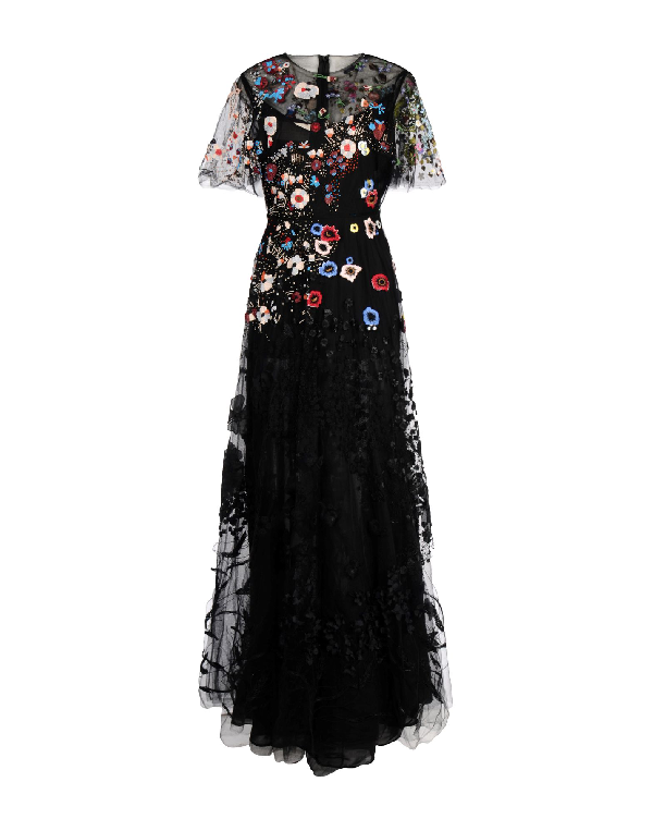 Valentino Formal Dress In Black