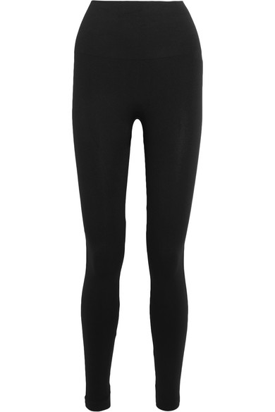 42328ab559bc9 Spanx Women's Look At Me Now Tummy Control Leggings In Black   ModeSens
