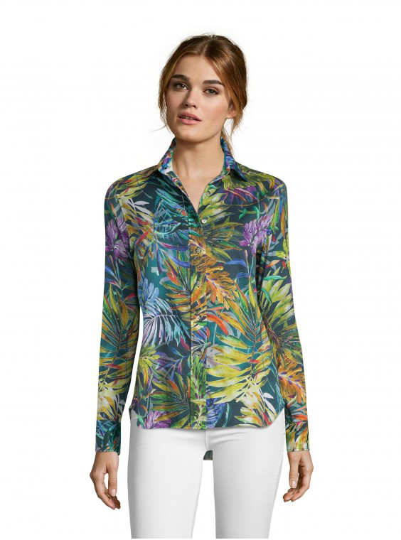 Robert Graham Women's Carmen Shirt Size: Xl By  In Multicolor