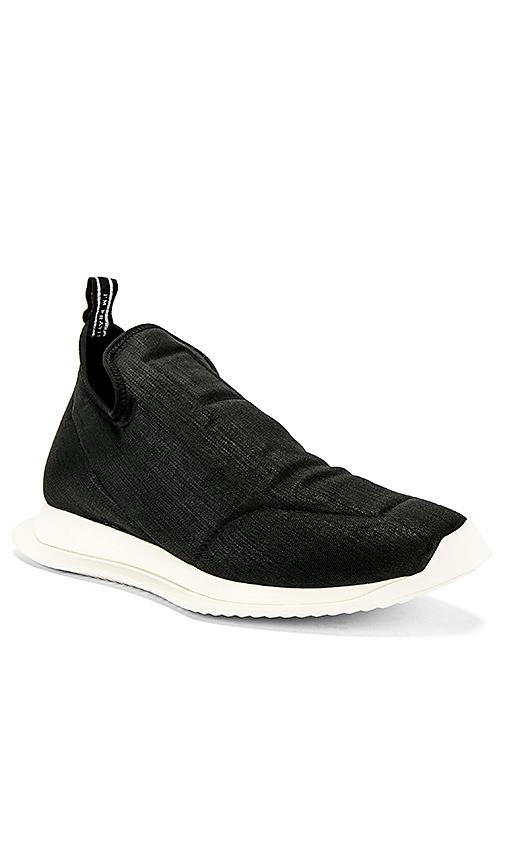Rick Owens Drkshdw Neo Runner Sneakers In Black