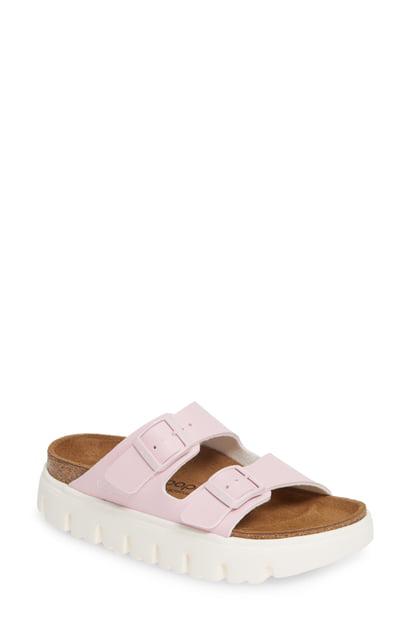 Birkenstock Arizona Slide Sandal In Rose