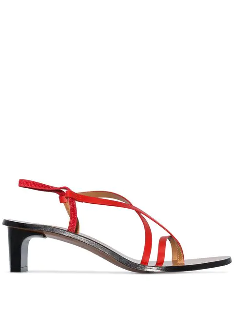 Atp Atelier Nashi Sandals - Red
