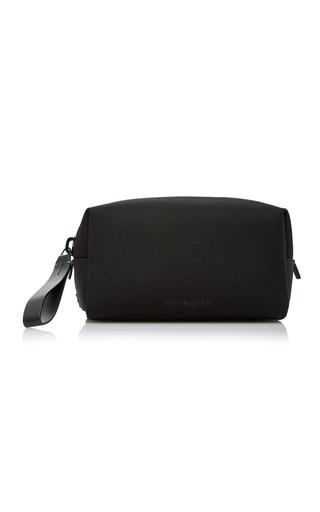 Troubadour Sidekick Shell Wash Bag In Black
