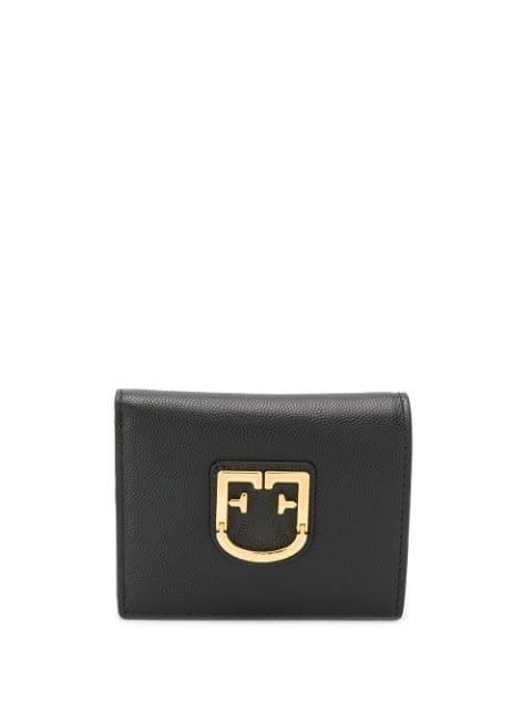 Furla Belvedere Wallet In Black