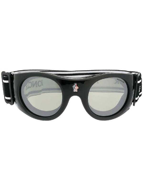 Moncler Eyewear Mountaineering Black Eyewear Goggles Moncler SMpjGqVLUz