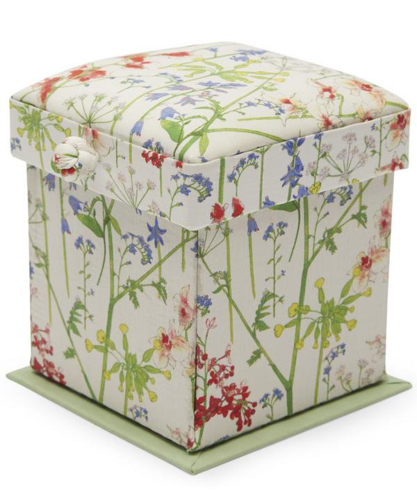 Liberty London Theodora Print Sewing Case In Assorted