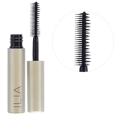 Ilia Mini Limitless Lash Lengthening Mascara After Midnight .1 oz/ 3g
