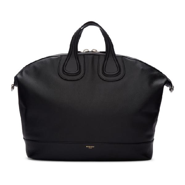 08fbc3e32 Givenchy Black Large Nightingale Bag In 001 Black | ModeSens