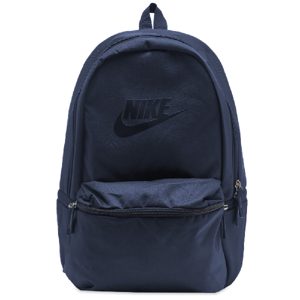 Nike Heritage Backpack In Blue