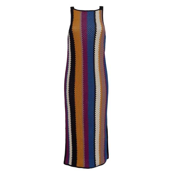 Eleven Six Maria Crochet Dress