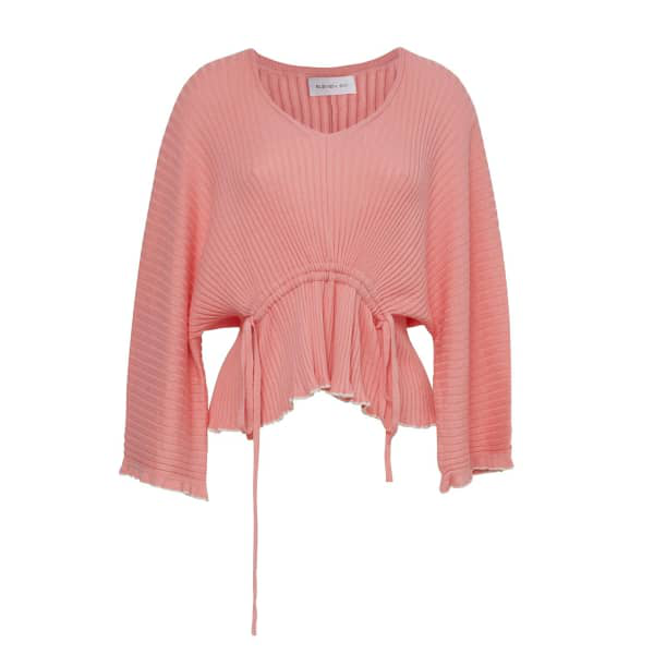 Eleven Six Alicia Sweater - Ballet Pink