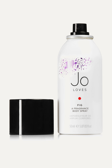 Jo Loves A Fragrance Body Spray - Fig, 150ml In Colorless