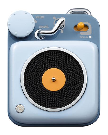 Muzen Portable Radio Bluetooth Speaker