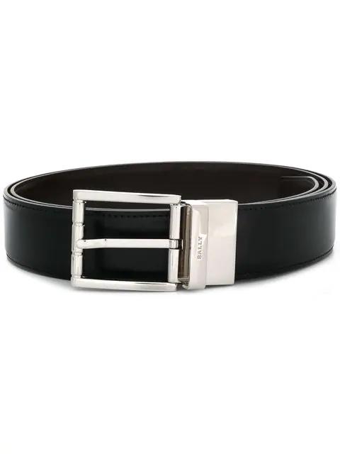 Bally Astor 35Mm Belt - Black