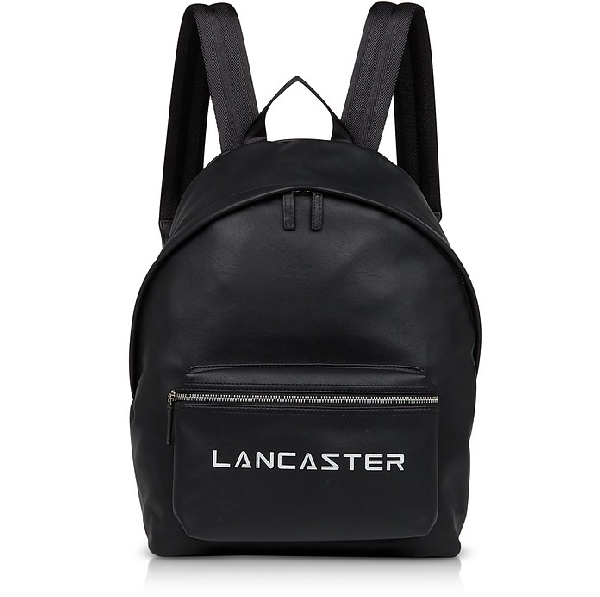 Lancaster Street Black Backpack