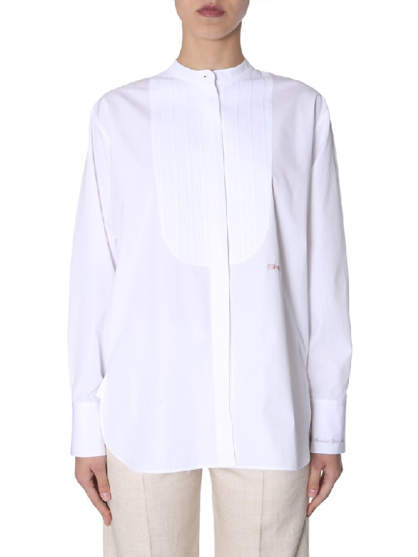 Stella Mccartney Button In White