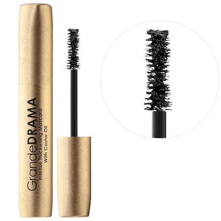 Grande Cosmetics Grandedrama Intense Thickening Mascara Black 0.3 oz/ 9 ml