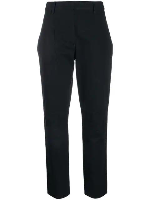 Barbara Bui Slim-fit Trousers In Black