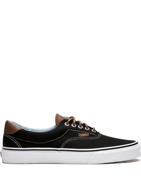 Vans Era 59 Sneakers In Black