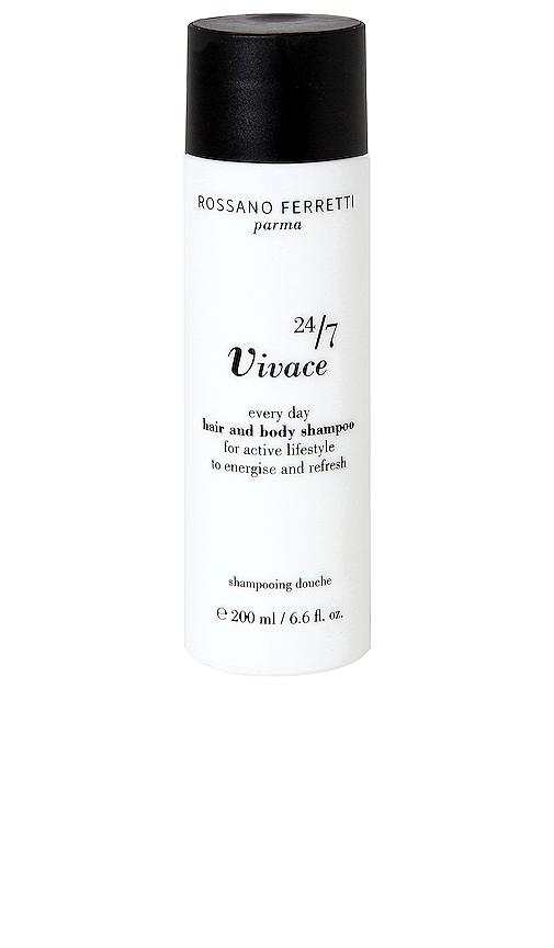 Rossano Ferretti Vivace 24/7 Everyday Hair & Body Shampoo In N,a