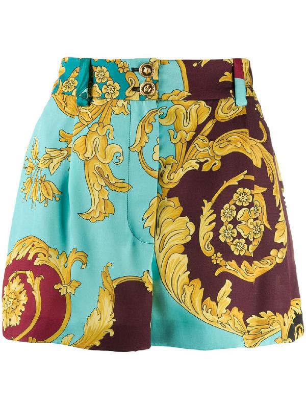 99b7de14e1 Shop Versace Shorts for Women | ModeSens