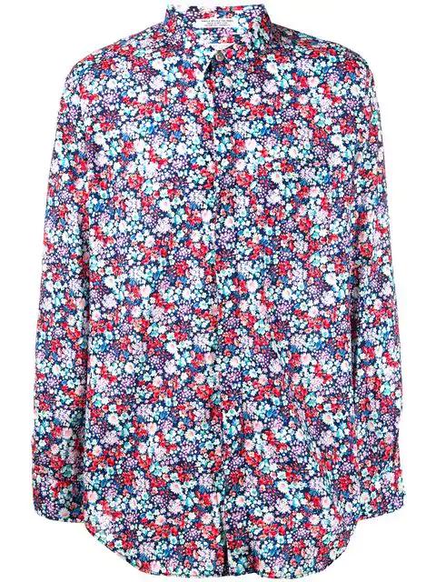 Engineered Garments GeblÜmtes Hemd In Floral