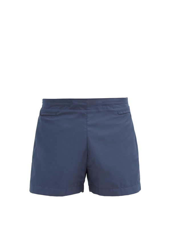 Iffley Road Pembroke Performance Shorts In Blue