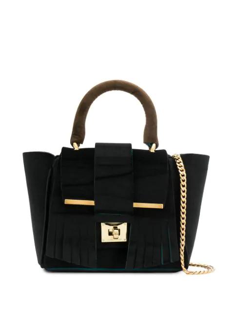 Alila Small Indie Tote Bag - Black