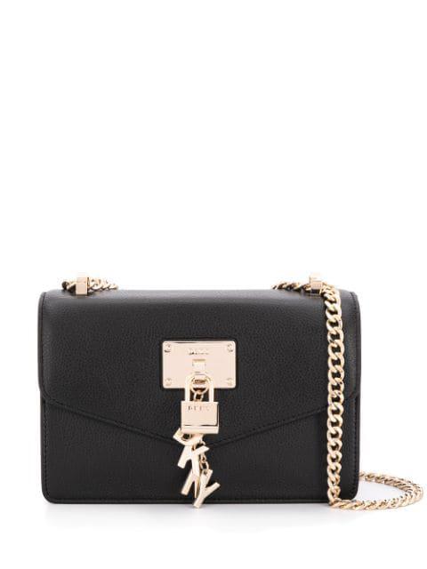 Dkny Small Elissa Bag In Black