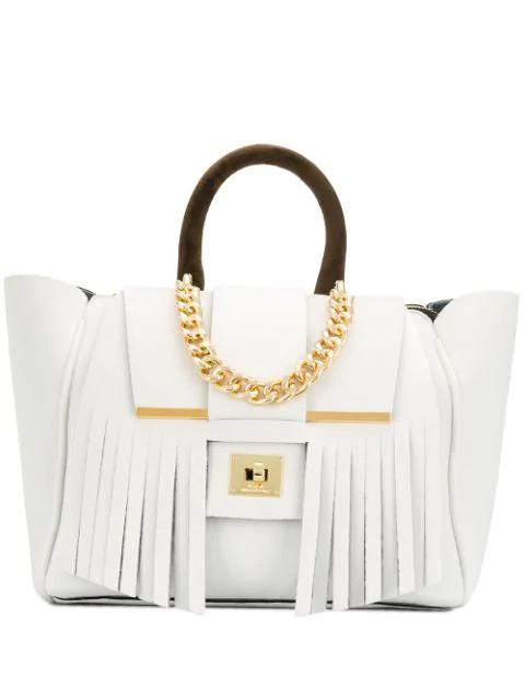 Alila Indie Tote Bag - White