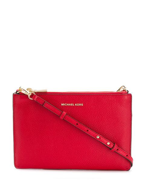 Michael Michael Kors Double In 683 Bright Red