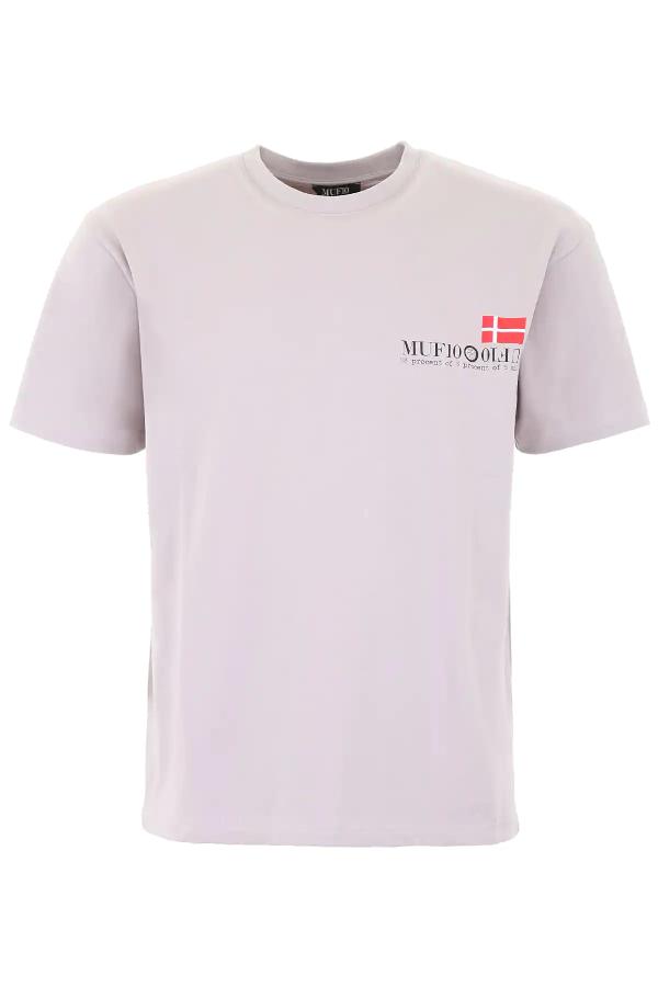 Muf10 Dk T-shirt In Grey