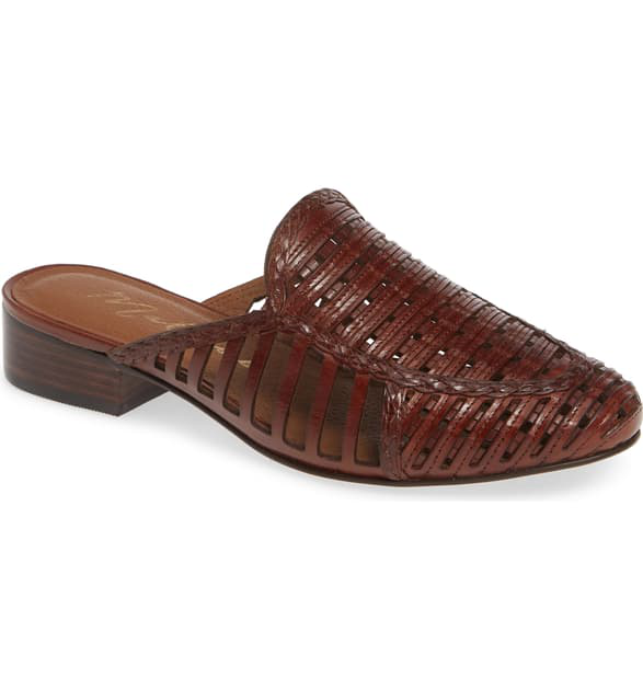 Matisse Frenchi Loafer Mule In Brown