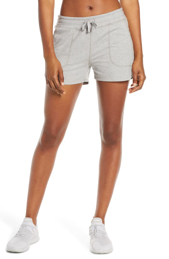 Patagonia Ahnya Shorts In Drifter Grey