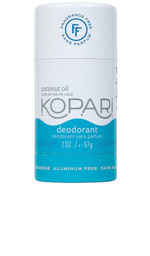 Kopari Coconut Deodorant In Fragrance Free