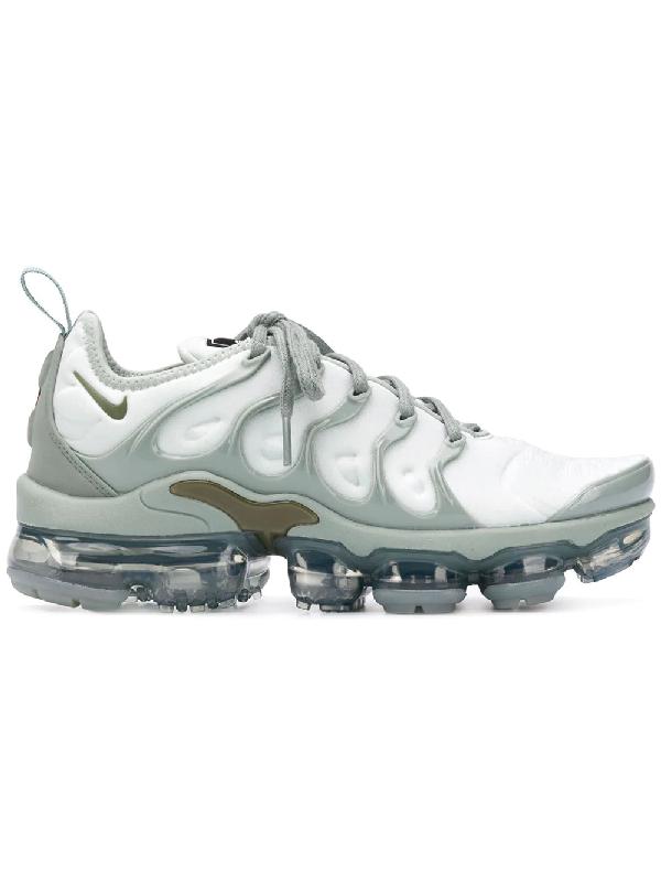 89c96f7c7c Nike Women's Air Vapormax Plus Running Shoes, Grey In Green   ModeSens