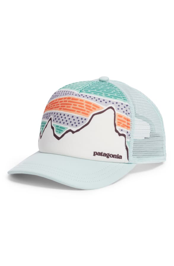 Patagonia Solar Rays '73 Interstate Cap - Blue In Atoll Blue