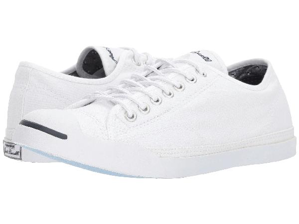 Converse 'Jack Purcell - Lp' Low Top Sneaker (Women) In White
