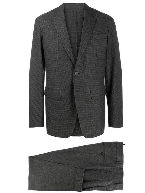 Dsquared2 Classic Two-Piece Suit - Neutrals