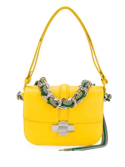 N°21 Lolita Bag In Yellow
