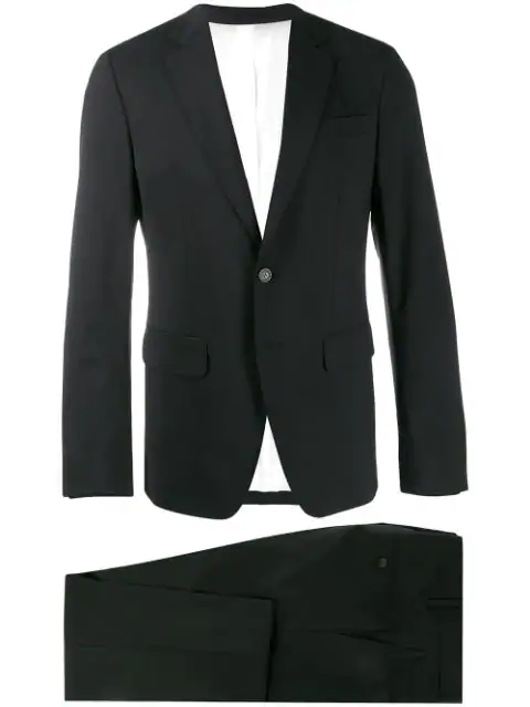 Dsquared2 Two-Piece Suit In Black