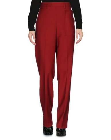 Golden Goose Casual Pants In Brick Red