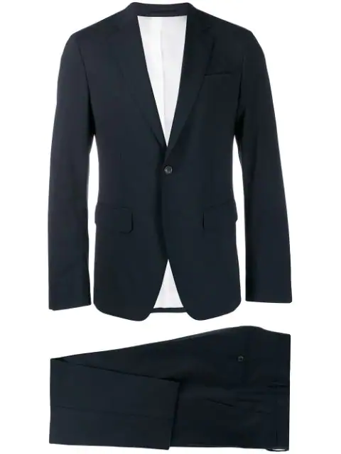 Dsquared2 Two-Piece Suit In Blue