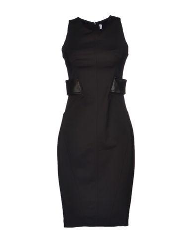 Faith Connexion Knee-length Dress In Black