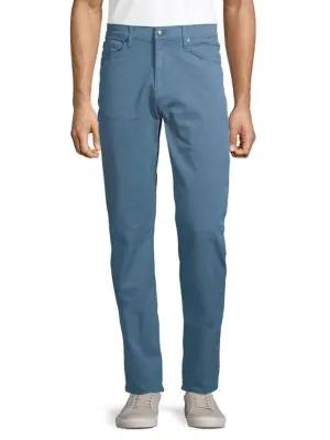 Joe's Jeans Brixton Straight-fit Jeans In Island Blue