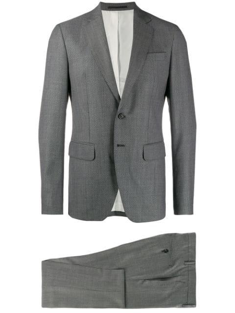 Dsquared2 Zweiteiliger Anzug - Grau In Grey